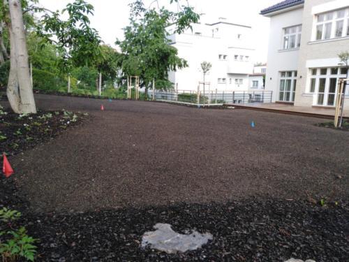 Zahrada v Dejvicích - po revitalizaci